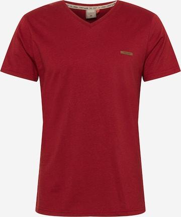 T-Shirt 'KIAN' Ragwear en rouge