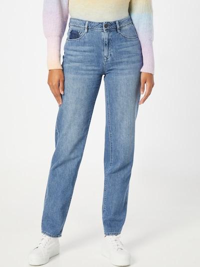 Dawn Jeans in blue denim, Modelansicht