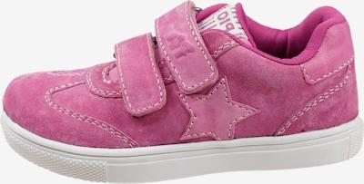 Pio Sneaker 'STERN' in pink, Produktansicht