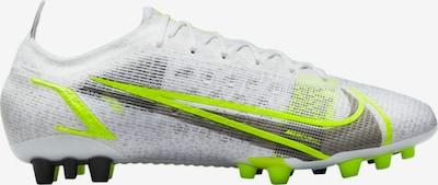 NIKE Fußballschuh in neongrün / schwarz / weiß, Produktansicht