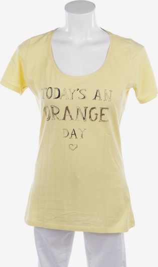 BOSS ORANGE Shirt in L in pastellgelb, Produktansicht