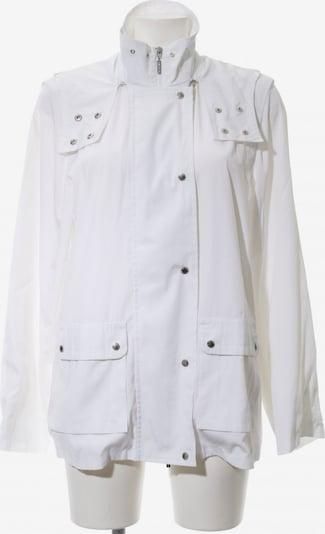 Hauber Regenjacke in M in weiß, Produktansicht