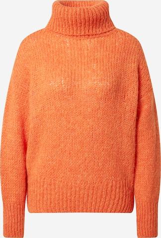 oranžinė MORE & MORE Megztinis