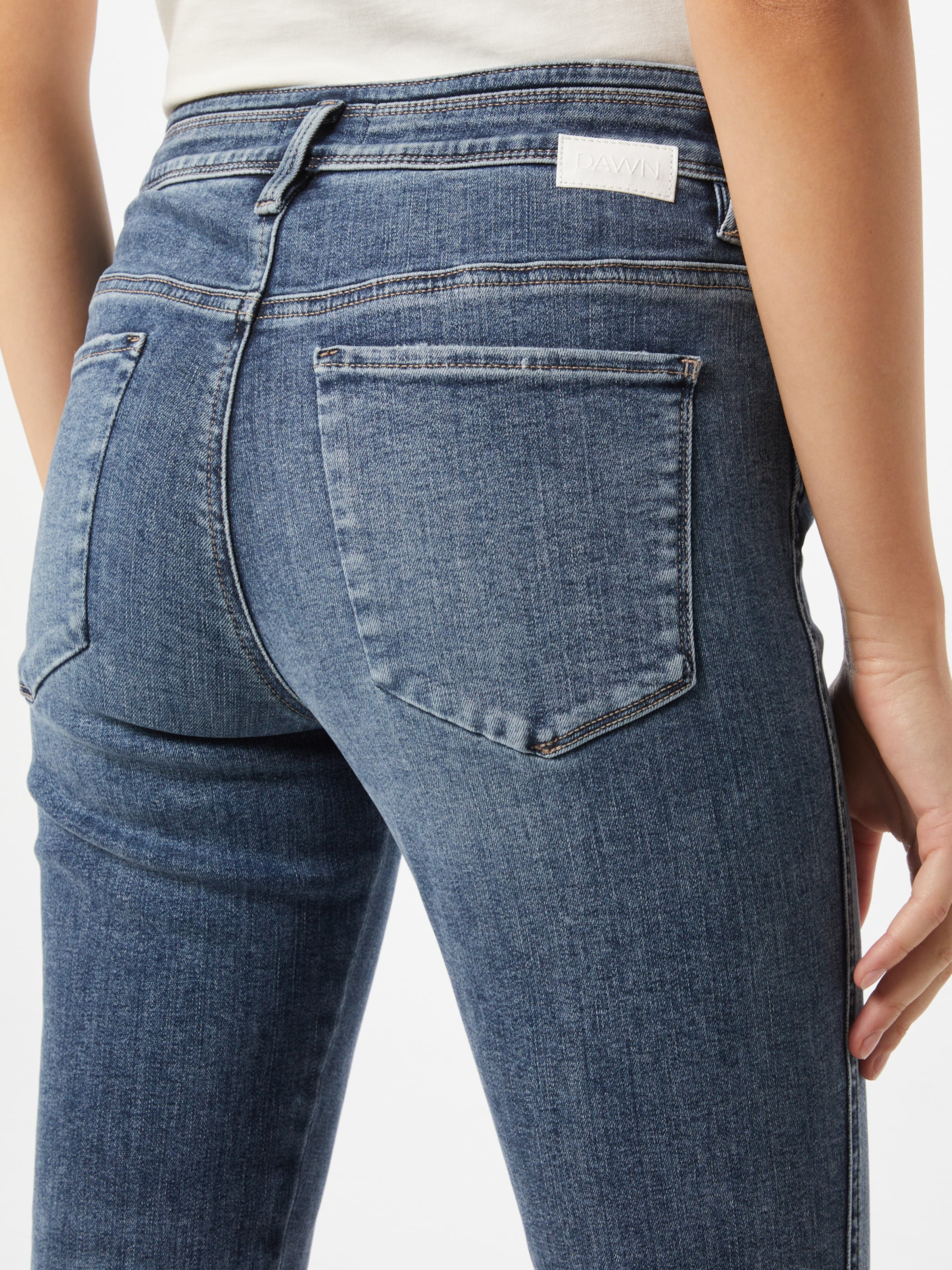 Dawn Jeans i blå denim