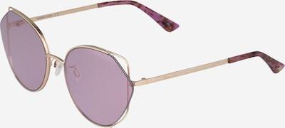 Akiniai nuo saulės 'MQ0286SA 004' iš McQ Alexander McQueen , spalva - Auksas / violetinė-mėlyna, Prekių apžvalga