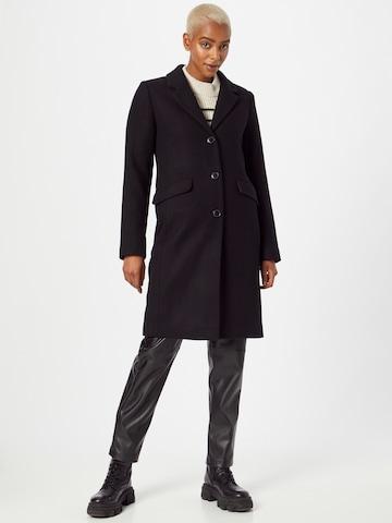 modström Between-seasons coat 'Pamela' in Black