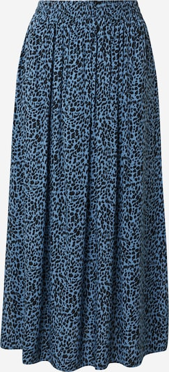 Kaffe Skirt 'Barbara' in Sky blue / Black, Item view