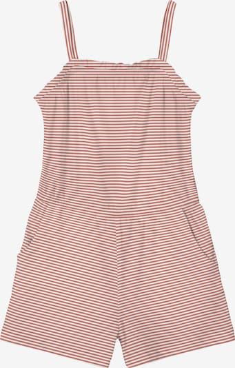 NAME IT Overall 'Vinanna' in pitaya / weiß, Produktansicht