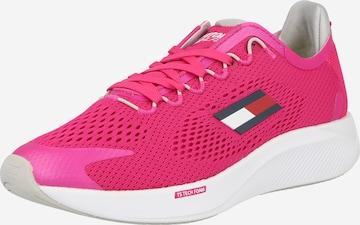 Tommy Sport Spordijalats 'ELITE RACER', värv roosa