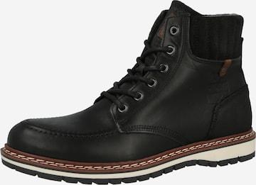 BULLBOXER Boots in Schwarz