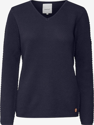 Oxmo Sweater in Blue