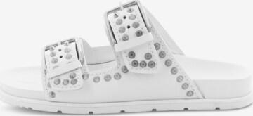 Kennel & Schmenger Pantolette 'VERSO' in Weiß