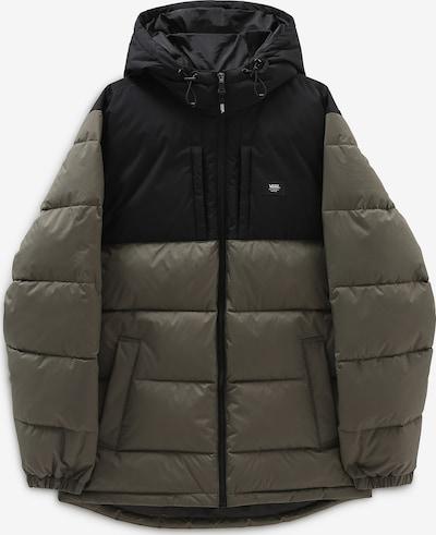 VANS Jacke in grau / schwarz, Produktansicht
