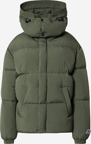 DIESEL Winter jacket 'ROLF' in Green