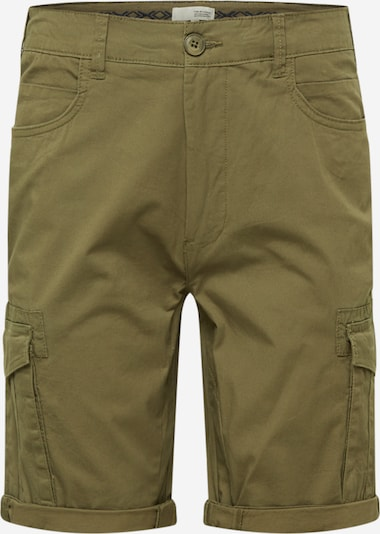 !Solid Cargo trousers 'Povl' in Olive, Item view