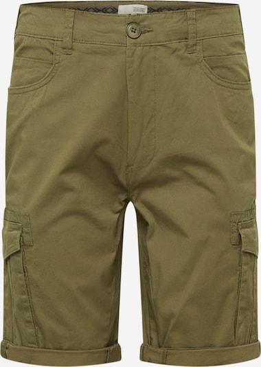 Pantaloni cargo 'Povl' !Solid di colore oliva, Visualizzazione prodotti