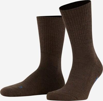 FALKE Chaussettes de sport en marron, Vue avec produit