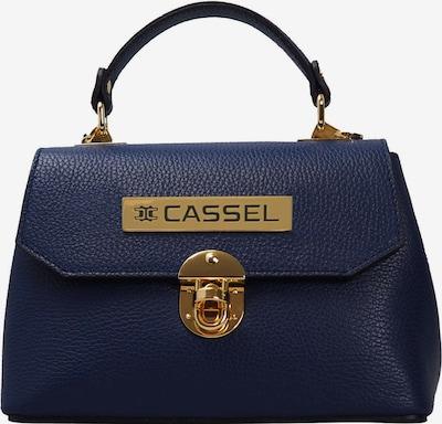 Clay Cassel Handtasche 'SIGNORINA COOL' in blau, Produktansicht
