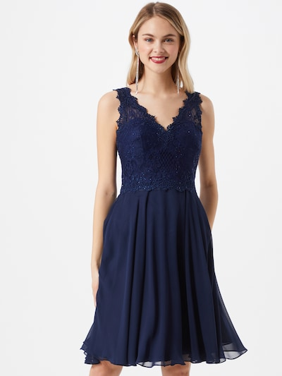 mascara Cocktailkleid in navy, Modelansicht