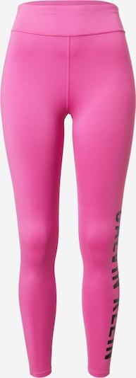 Calvin Klein Performance Spodnie sportowe w kolorze różowy / czarnym, Podgląd produktu