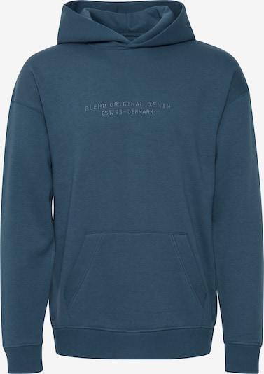 BLEND Kapuzensweatshirt 'Jeff' in blau, Produktansicht