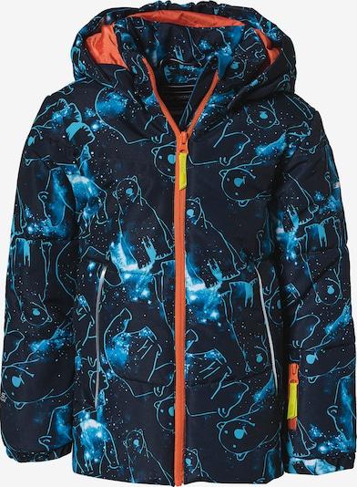 ICEPEAK Skijacke 'Jorhat' in nachtblau / himmelblau, Produktansicht