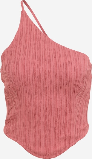 Missguided Petite Top in pink, Produktansicht