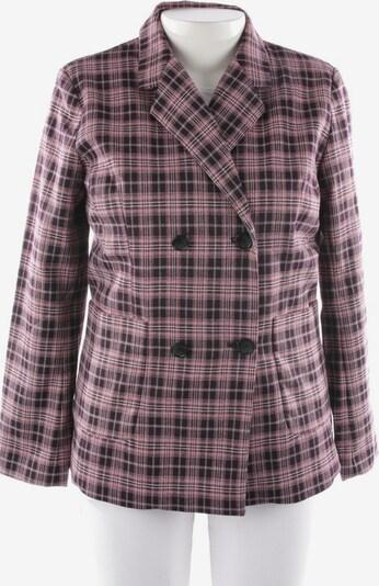 Mrs & Hugs Blazer in XL in lila / lilameliert, Produktansicht