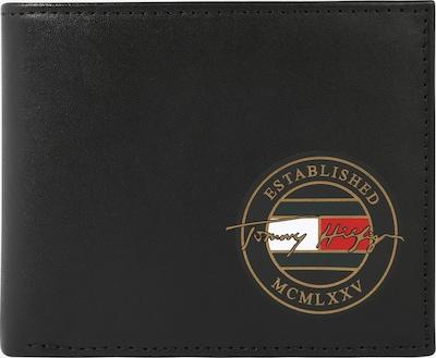 Portamonete TOMMY HILFIGER di colore giallo oro / rosso / nero / bianco, Visualizzazione prodotti