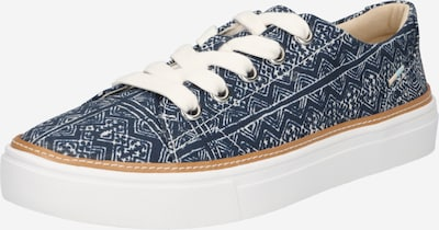 TOMS Sneaker 'ALEX' in indigo / weiß, Produktansicht