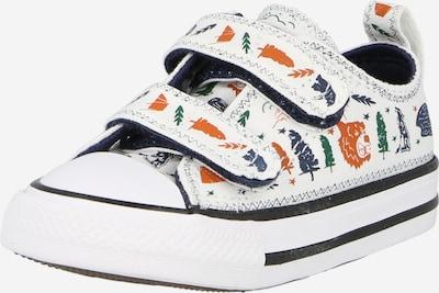 CONVERSE Sneaker in navy / ocker / dunkelgrün / weiß, Produktansicht