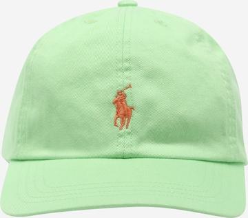 Polo Ralph Lauren Müts, värv roheline