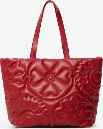 Desigual Shopper in Rot