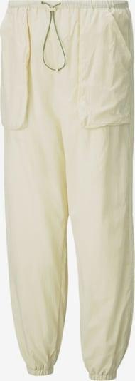 PUMA Sportbroek 'Infuse' in de kleur Beige, Productweergave