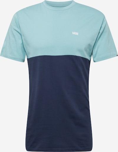 VANS Tričko - marine modrá / světlemodrá, Produkt