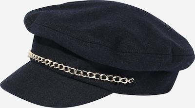 TOMMY HILFIGER Chapeaux 'BAKER BOY' en bleu foncé, Vue avec produit
