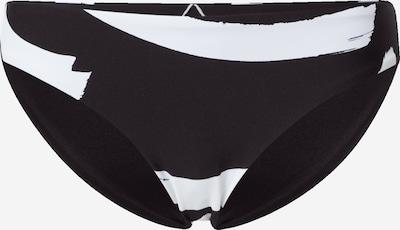 Seafolly Долнище на бански тип бикини в черно / бяло, Преглед на продукта