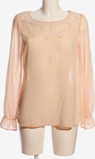 XXI Langarm-Bluse in M in nude, Produktansicht