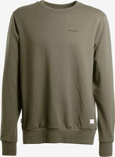 mazine Sweatshirts ' Burwood Sweater ' in grün, Produktansicht