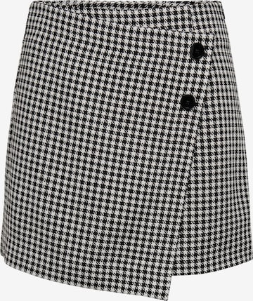 ONLY Spódnica 'Gloss-Nadina' w kolorze biały