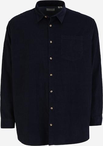 Jack & Jones Plus Triiksärk 'KENDRICK', värv sinine
