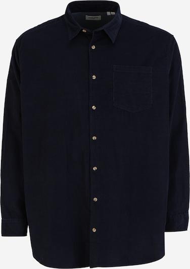 Jack & Jones Plus Hemd 'KENDRICK' in dunkelblau, Produktansicht