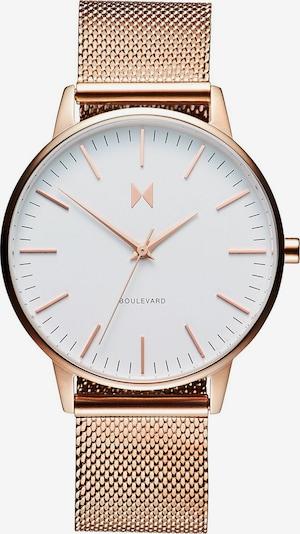 MVMT Uhr in gold / weiß, Produktansicht