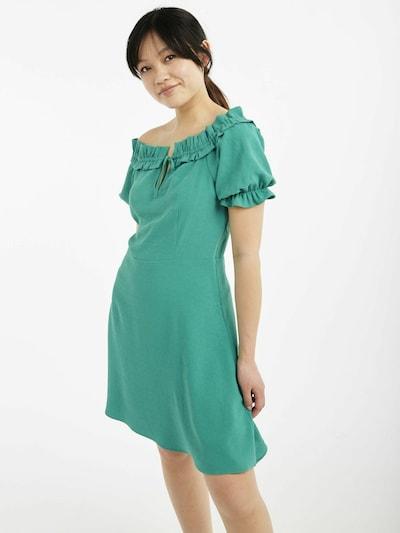 NAF NAF Kleid 'Alexia' in jade, Modelansicht