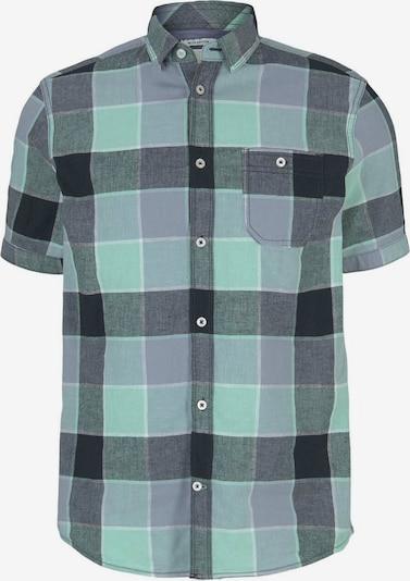 TOM TAILOR Overhemd in de kleur Donkergrijs / Mintgroen / Sering / Offwhite, Productweergave