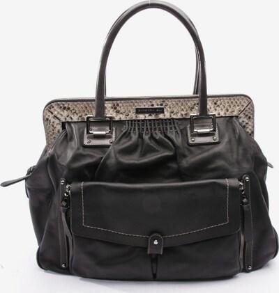 Barbara Bui Handtasche in L in beige / dunkelbraun, Produktansicht