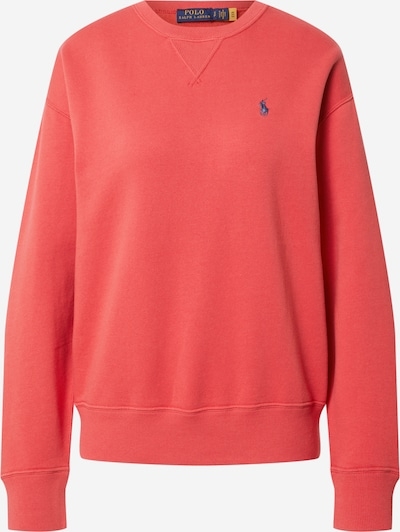 Polo Ralph Lauren Sweatshirt in pastellrot, Produktansicht
