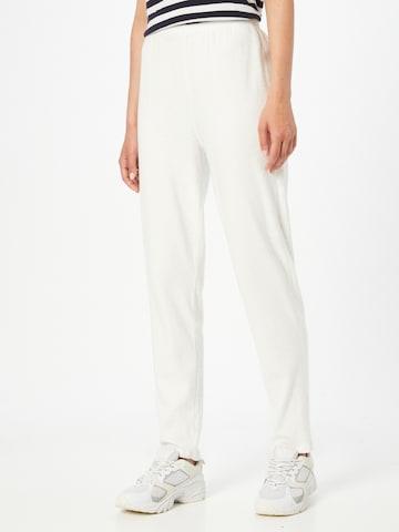 Pantalon 'Sonicake' AMERICAN VINTAGE en blanc