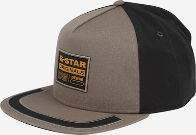 G-Star RAW Cap 'Estan' in oliv / schwarz, Produktansicht