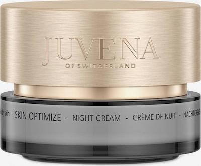 Juvena Night Cream Sensitiv in beige / anthrazit, Produktansicht